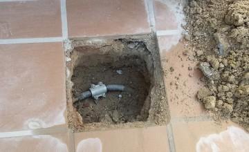 Localización de fuga de agua en Nerja