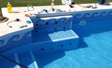 Localizacion de fuga en piscina particular
